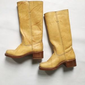Frye Shoes - PRICE DROP!!!!! Frye Campus Boots